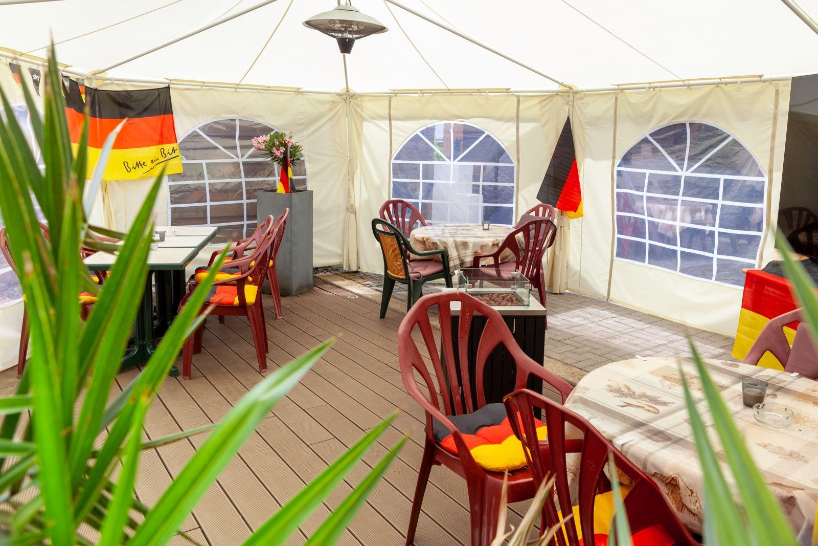 Pavillon Gasthaus En d'r Burg